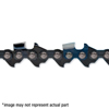 72 Drive Link Semi-Chisel Reduced Kickback Chainsaw Chain 21BPX072CK