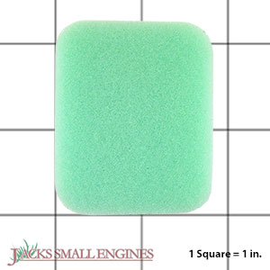 530037331 Foam Air Filter