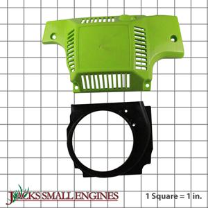 530047744 Fan Housing Assembly Kit