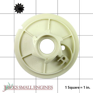 530069486 Starter Pulley