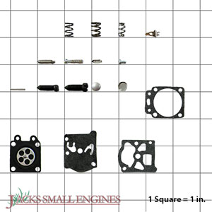 530069826 Carburetor Repair Kit
