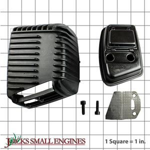 530071592 Muffler Kit
