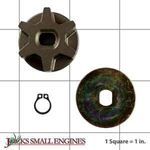 530071647 Sprocket Kit