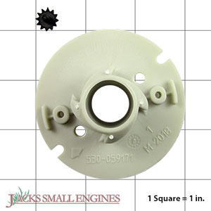 530071786 Starter Pulley