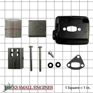 545006002 Muffler Kit