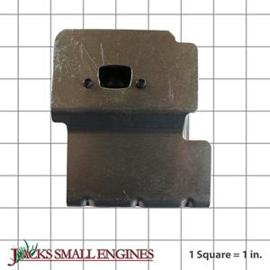 545180701 Muffler Assembly
