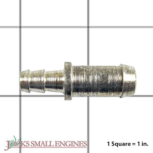 0049842 Straight Barbed Fuel Fitting