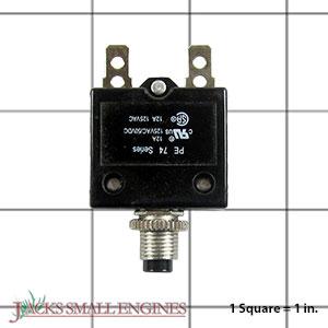 0049953 12 Amp Circuit Breaker