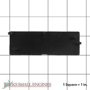 0062745 Black Plastic Brush Cover
