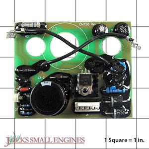 0065649 AVR Board Assembly
