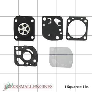 JSE2672078 Gasket and Diaphragm Set