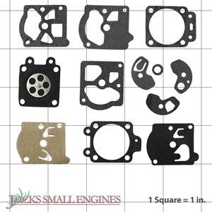JSE2672143 Diaphragm and Gasket Set