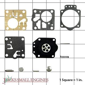 JSE2672175 Carburetor Overhaul Kit