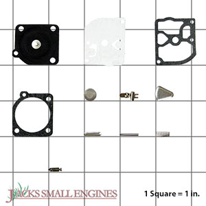 JSE2672198 Carburetor Overhaul Kit