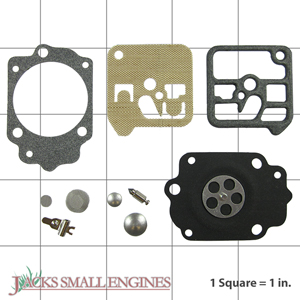 JSE2672245 Caburetor Overhaul Kit