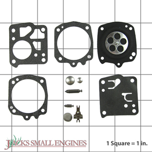 JSE2672253 Carburetor Overhaul Kit