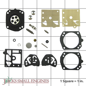 JSE2672267 Carburetor Overhaul Kit