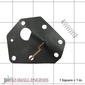 JSE2672368 Carburetor Diaphragm