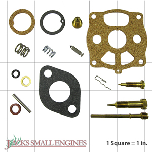 JSE2672410 Carburetor Overhaul Kit