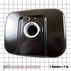 2776010211 Black Fuel Tank w/ Cap