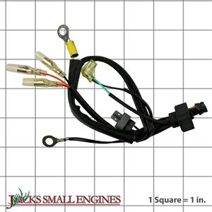 robin subaru 27873201h1 wire harness jacks small engines