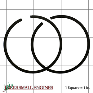 5802023000 Piston Ring Set