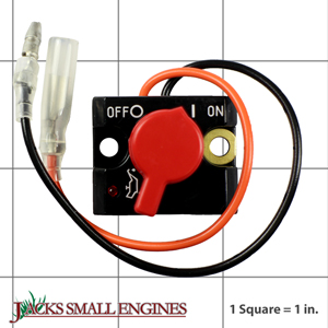 KU31107101 Switch w/ Oil Control