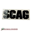 DECAL, SCAG LOGO