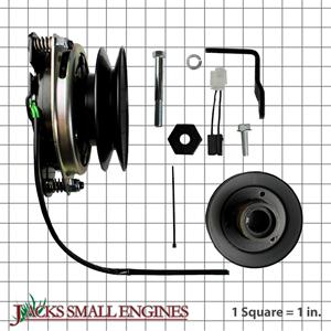 1687296SM Electric PTO Clutch