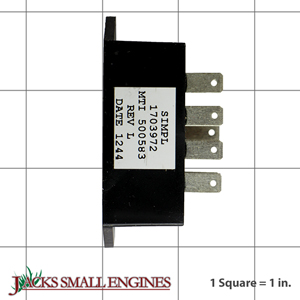 Simplicity 1703972SM Interlock Module - Jacks Small Engines on murray rider wiring-diagram, toro wheel horse wiring-diagram, simplicity legacy wiring-diagram, simplicity regent wiring-diagram,