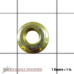 704067 Hex Flanged Nut
