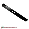 "18 1/2"" Hi-Lift Mower Blade 1657589ASM"