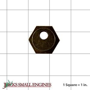 1704082SM Adjusting Hex Nut