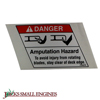 Danger Decal 1704276SM