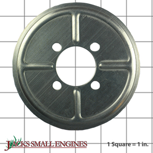 7032331YP Smooth Clutch Plate