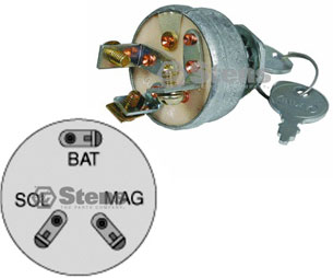 430520 IGNITION SWITCH