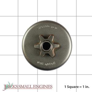 0850657 Pro Spur Sprocket