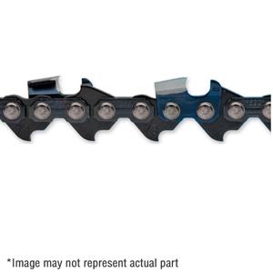 0973727 72 Drive Link Semi-Chisel Reduced Kickback Chainsaw Chain