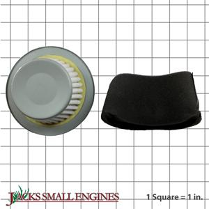 102715 Air Filter Combo