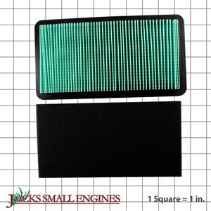 102731 Air Filter Combo