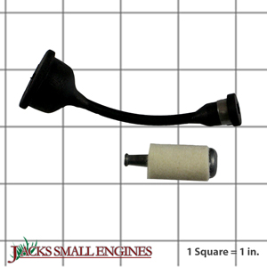 120295 Fuel Line With Filter