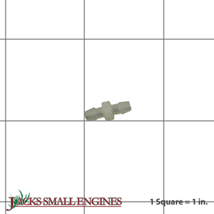 120858 Fuel Line Fitting