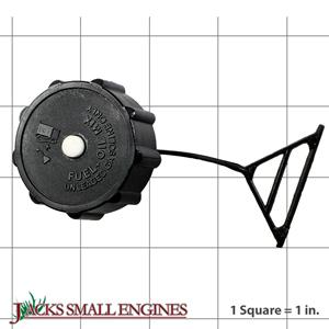 125017 Fuel Cap