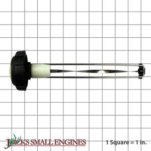 Gas Cap with Gauge 125120