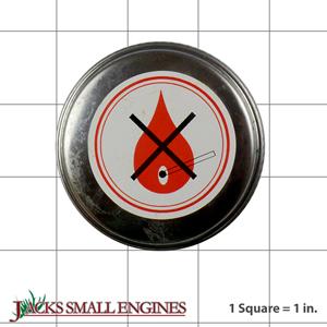 125368 Fuel Cap
