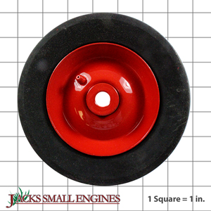 210013 HEAVY DUTY STEEL DECK WHEEL