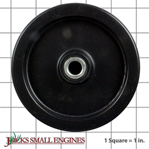 210047 HEAVY DUTY PLASTIC DECK WHEEL