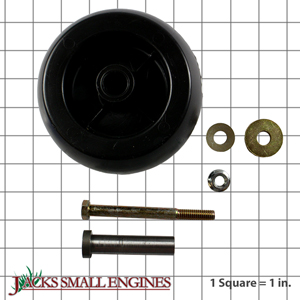 210169 Plastic Deck Wheel Kit