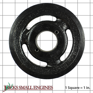 275945 CAST IRON PULLEY