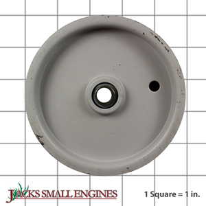 280131 Flat Idler Pulley